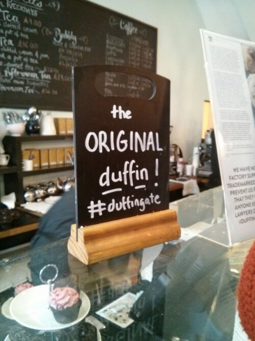 Duffins – A Cream Tea Review Special!