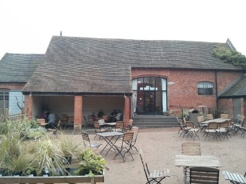 Barn Restaurant, Baddersley Clinton