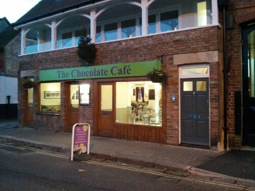 Chocolate Theatre Café , Henley-on-Thames