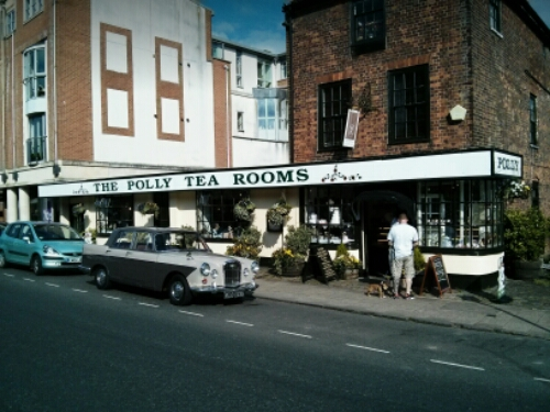 The Polly Tearooms, Marlborough