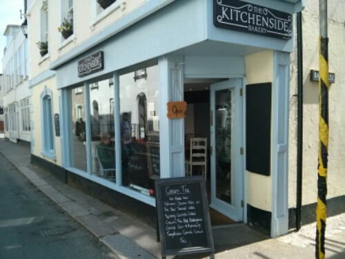The Kitchenside Bakery, Looe