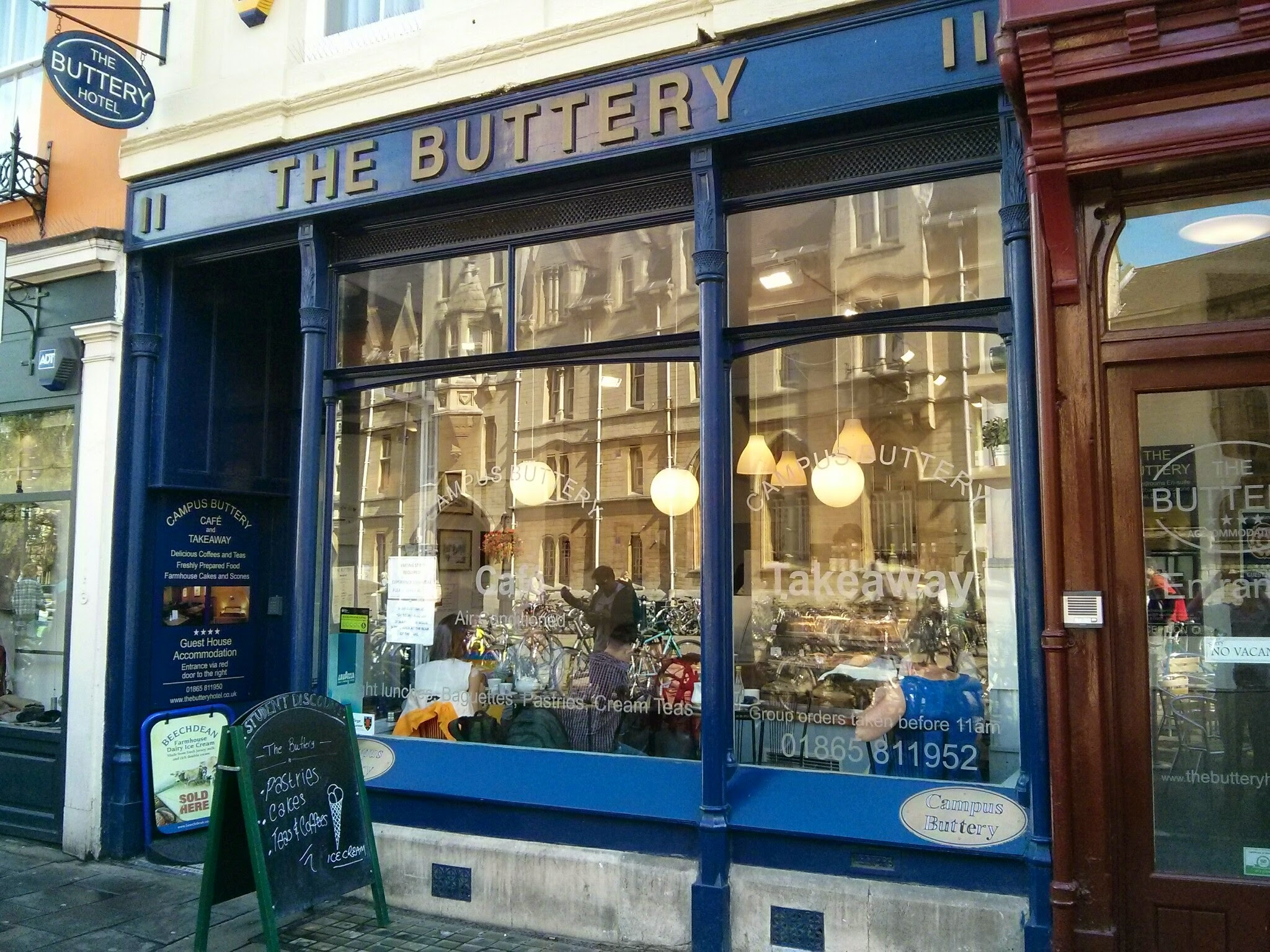 The Buttery, Oxford