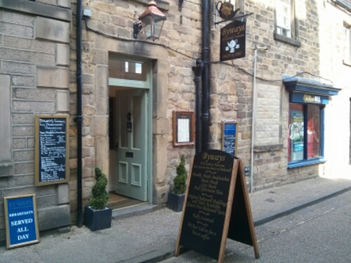 Byways Tearooms, Bakewell