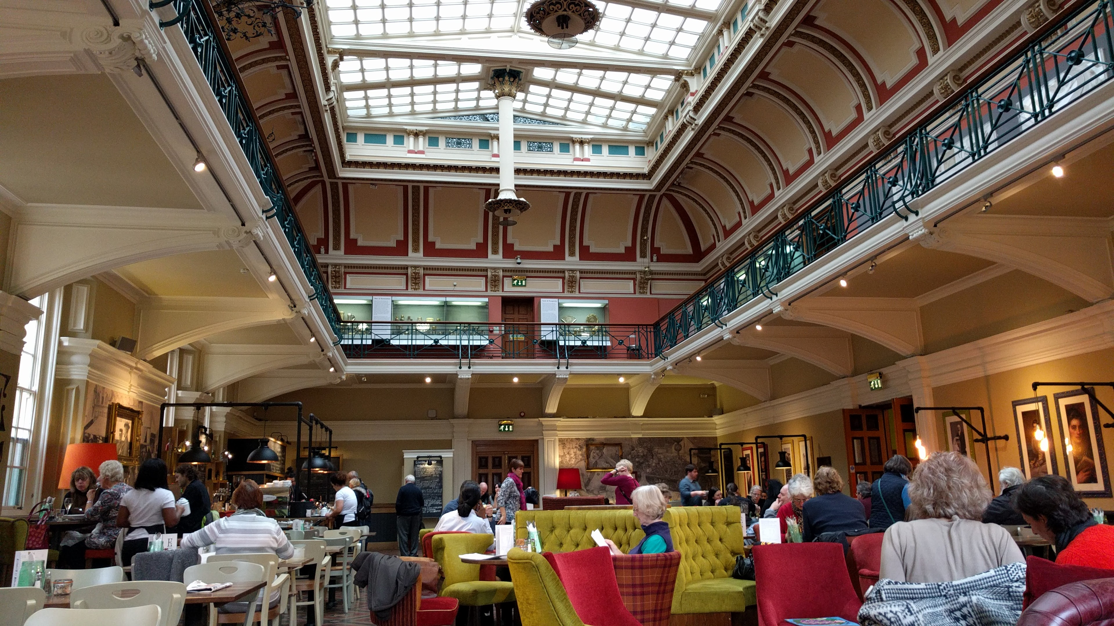 Edwardian Tearooms, Birmingham