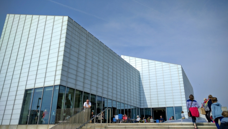 Turner Contemporary Cafe, Margate