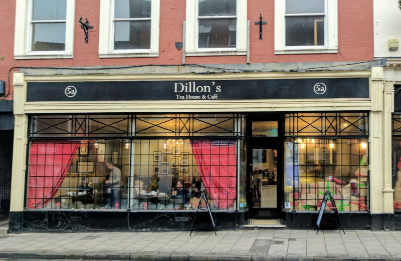Dillon's Tea House And Cafe, Ashbourne