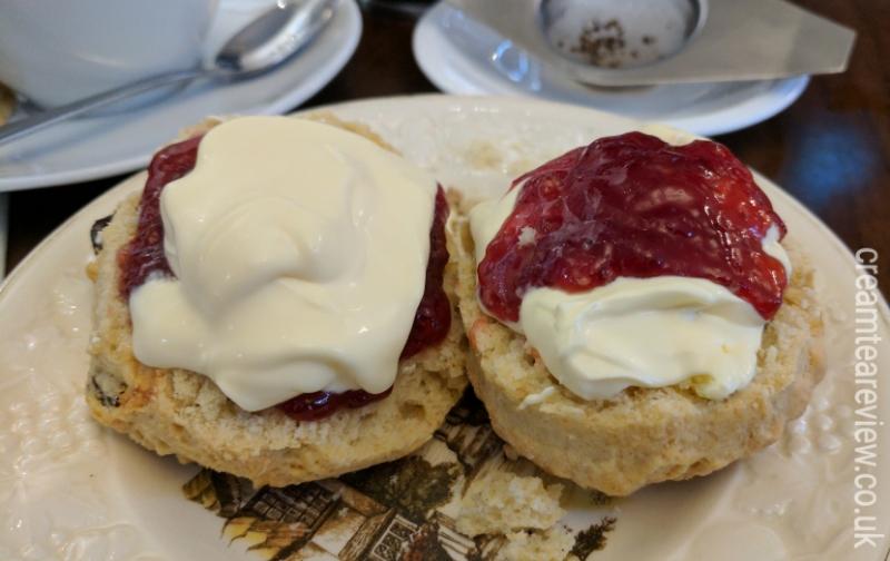 Capabilitea Tea Rooms Trentham