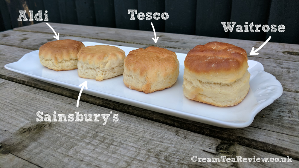 National Cream Tea Day 2017 – Scone-off Special