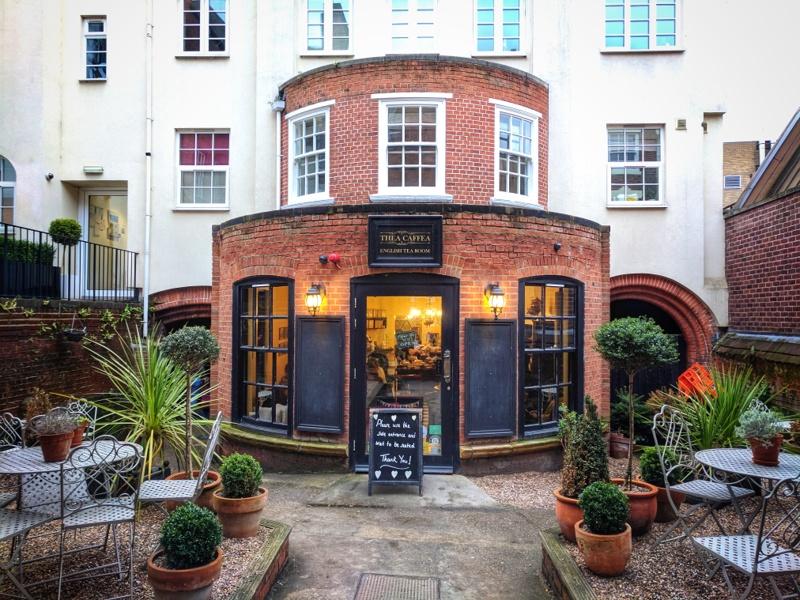 Thea Caffea, Nottingham
