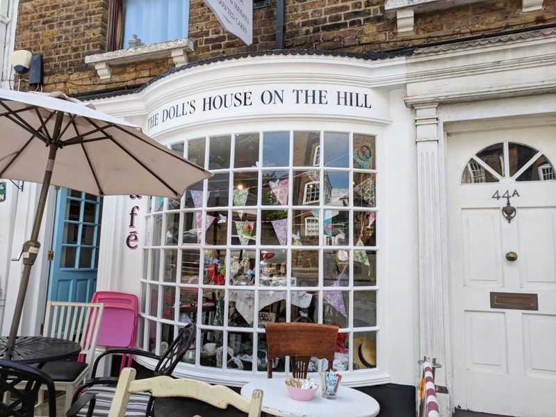 The Doll's House On The Hill
